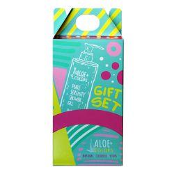 Aloe+ Colors Pure Serenity Gift Set με Pure Serenity Shower Gel 250ml & Hair & Body Mist 100ml - Aloe + Colors