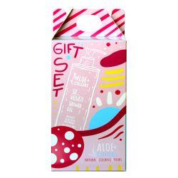 Aloe+ Colors Gift Set So Velvet Shower Gel 250ml and So Velvet Hair and Body Mist 100ml - Aloe + Colors