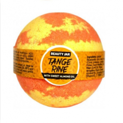 Beauty Jar TANGERINE bath bomb, 150gr - Beauty Jar