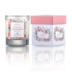 Little Secrets Vanilla Cream Φυσικό αρωματικό κερί σόγιας 150ml - Little Secrets