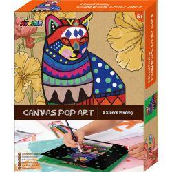 Avenir Canvas Pop Art-Cat 3+ - Avenir