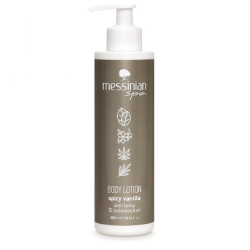 Messinian Spa Spicy Vanilla Body Lotion 300ml - Messinian Spa