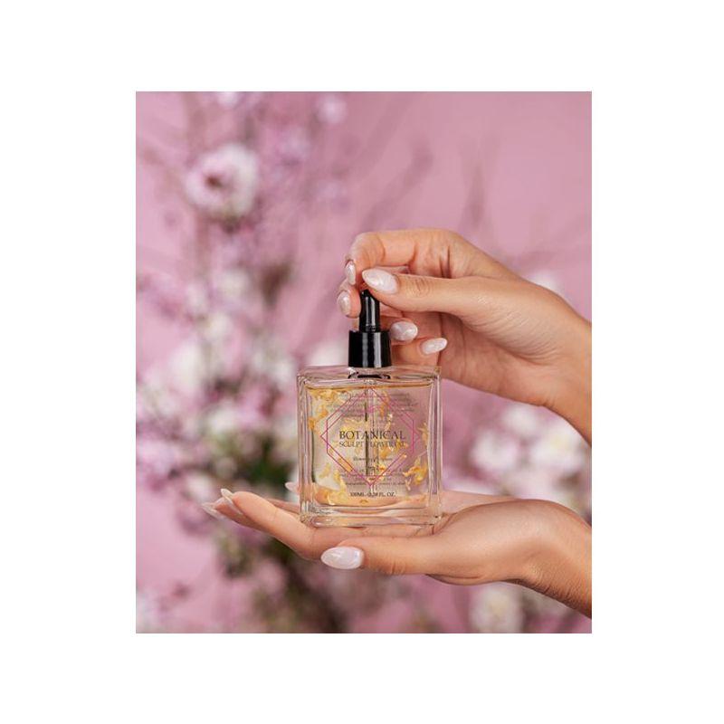 Little Secrets Botanical Sculpt Flower Oil 100ml – Slimming Program - Little Secrets