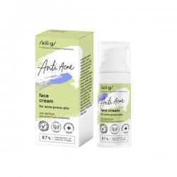 KILIG Anti Acne-Κρέμα προσώπου για λιπαρές/ακνεϊκές επιδερμίδες 50ml - Kilig Cosmetics