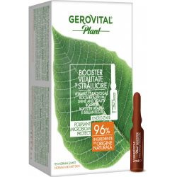 Gerovital Αμπούλες Λάμψης & Ενίσχυσης Ζωτικότητας Microbiom Protect 10x 2ml - Gerovital