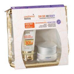 Panthenol Extra Sun Care Diaphanous SPF30 50ml & Face & Eye Anti-Wrinkle Cream 50ml + ΔΩΡΟ Νεσεσέρ - Panthenol Extra