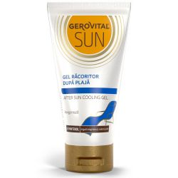 Gerovital After Sun Cooling Gel Αποκατάστασης 150ml - Gerovital