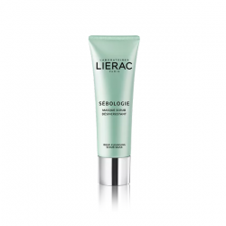 Lierac Sebologie Scrub Mask Aπολεπιστική Μάσκα Για Βαθύ Καθαρισμό 50ml - Lierac