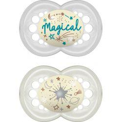 Mam Night 6-16m Σιλικόνης Magical 2τμχ 160S - Mam