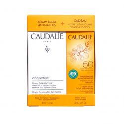Caudalie Vinoperfect Radiance Serum Ορός Κατά των Πανάδων 30ml & Δώρο Αντιγηραντική Αντηλιακή Κρέμα Προσώπου SPF50+ 25ml - Ca...