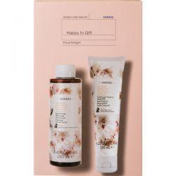 Korres Promo White Blossom Αφρόλουτρο Λευκά Ανθη 250ml & Γαλάκτωμα Σώματος 125ml - Korres
