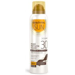 Gerovital Αντηλιακος Αφρός - Mousse SPF 30 150 ml - Gerovital