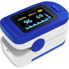Παλμικό Οξύμετρο Δακτύλου Για Μέτρηση Οξυγόνου και Καρδιακών Παλμών FS20C - PharmacyStories