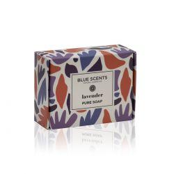 Blue Scents Soap Lavender 135gr - Blue Scents