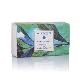 Blue Scents - Σαπούνι White Infusion 135g - Blue Scents