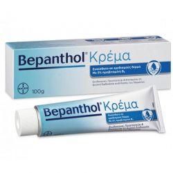 Bepanthol Κρέμα για Ερεθισμένο και Ευαίσθητο Δέρμα 100gr - Bepanthol