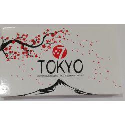W7 Tokyo Pressed Pigment Palette 18gr - W7 MakeUp