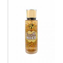 W7 Cosmetics Body Mist - Vanilla Nice 250ml - W7 MakeUp