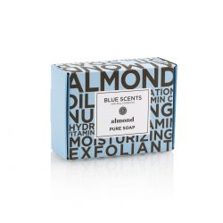 Blue Scents Σαπούνι Almond, 135gr - Blue Scents