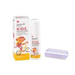 Panthenol Extra Kids Anti-Lice Lotion Παιδική Αντιφθειρική Λοσιόν 125ml & Χτενάκι 1Τμχ. - Panthenol Extra
