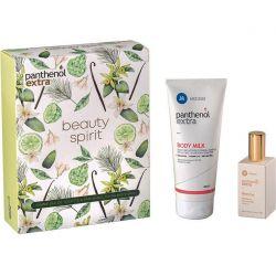 Panthenol Extra Promo Pack Beauty Spirit Femme Eau De Toilette 50ml & Body Milk 200ml - Panthenol Extra