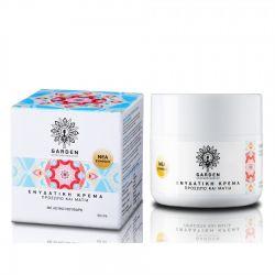 Garden Eνυδατική κρέμα-gel για πρόσωπο και μάτια για 24ωρη ενυδάτωση με λευκό νούφαρο 50ml - Garden of Panthenols