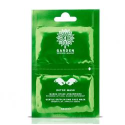 Garden Detox Mask Ήπιας Απολέπιση 2x8ml - Garden of Panthenols