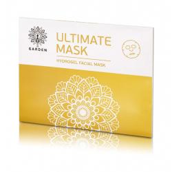 Garden Μάσκα Προσώπου για Ενυδάτωση 2τμχ Ultimate Hydrogel Facial Mask - Garden of Panthenols