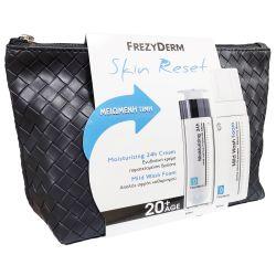 Frezyderm Promo Moisturizing 24h Cream 20+ 50ml & Mild Wash Foam 150ml & Δώρο Νεσεσέρ - Frezyderm