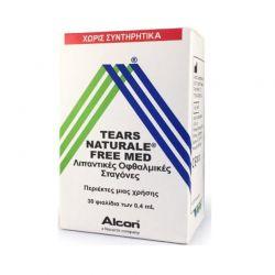 Alcon Tears Naturale Free Med 30 x 0.4ml - Alcon