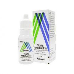 Alcon Tears Naturale II Med Λιπαντικές Οφθαλμικές Σταγόνες 15ml - Alcon