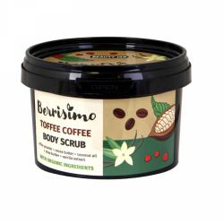 Beauty Jar Berrisimo Toffee Coffee body scrub 350gr - Beauty Jar