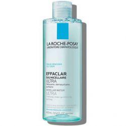 La Roche Posay Effaclar Micellar Water Ultra For Oily Sensitive Skin 400ml - La Roche Posay