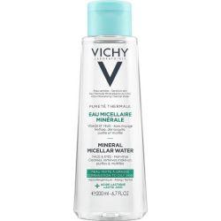 Vichy Purete Thermale Νερό Micellar για Μικτή & Λιπαρή Επιδερμίδα 200ml - Vichy